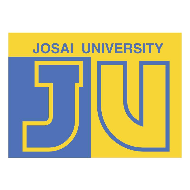 Josai University vector