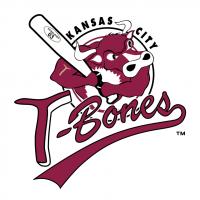 Kansas City T Bones vector