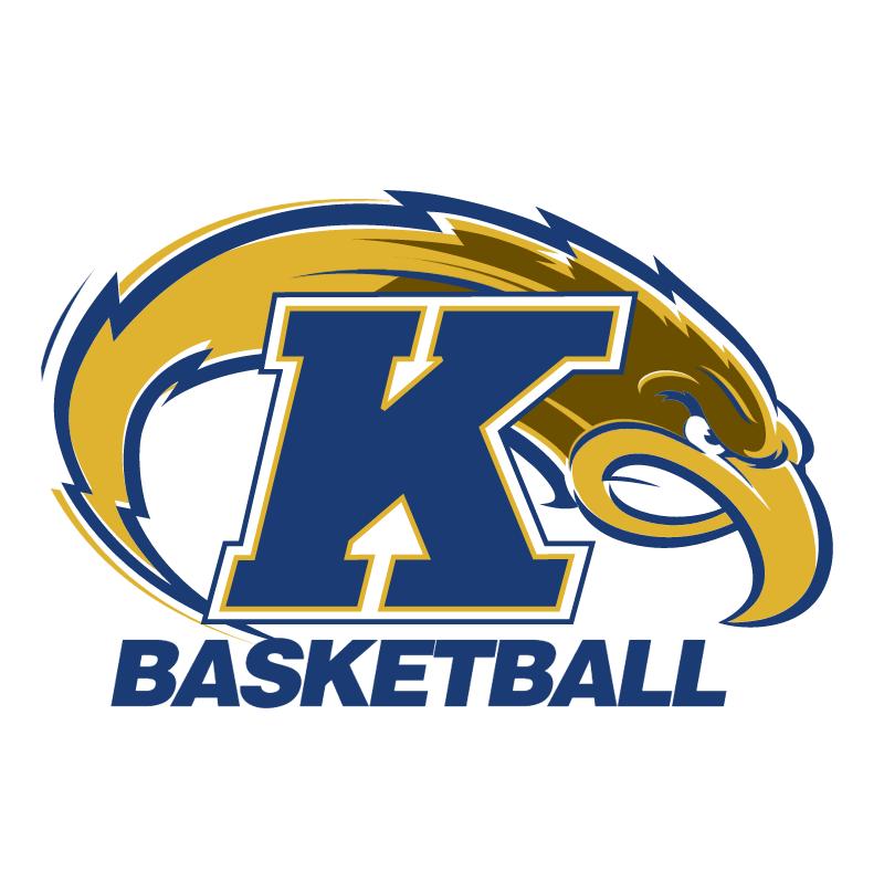 Ken State Basketball vector