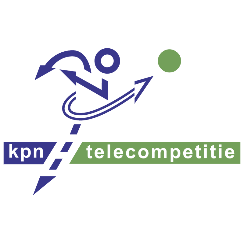 KPN Telecompetitie vector logo