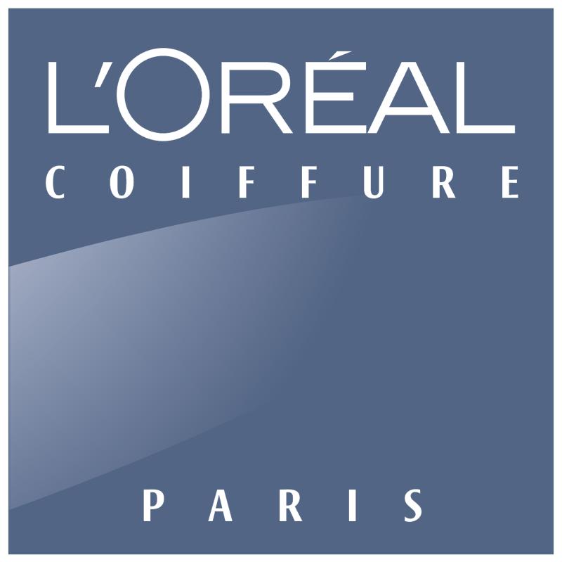 L'Oreal Coiffure vector