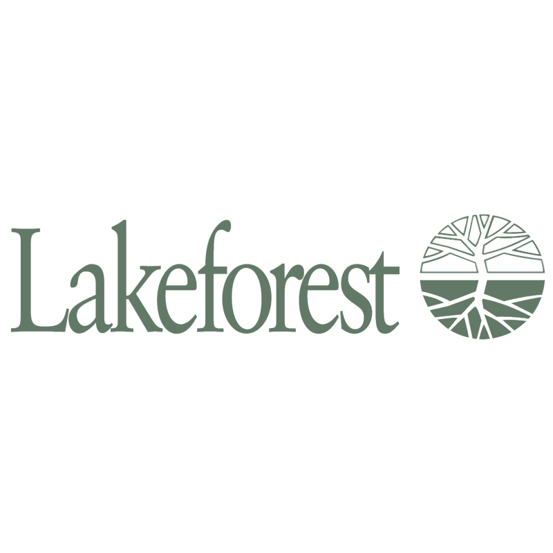 Lakeforest vector