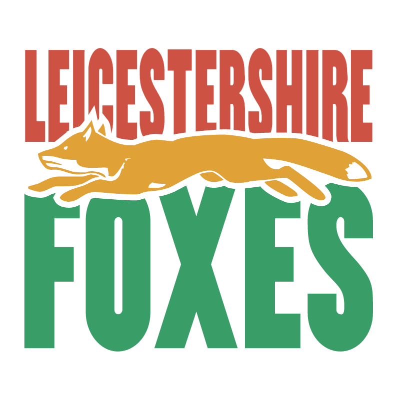 Leicestershire Foxes vector