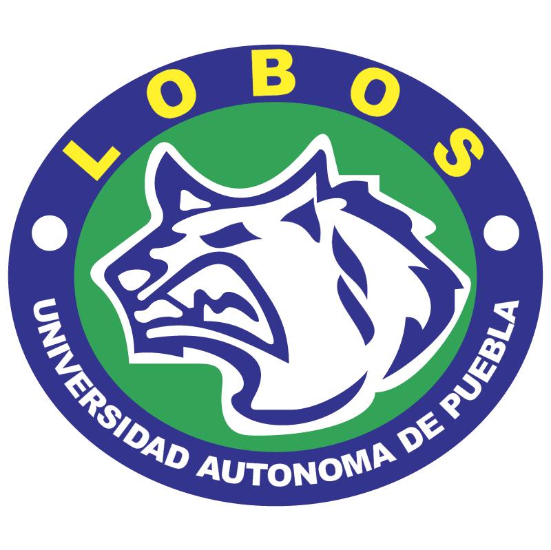 Lobos UAP vector logo