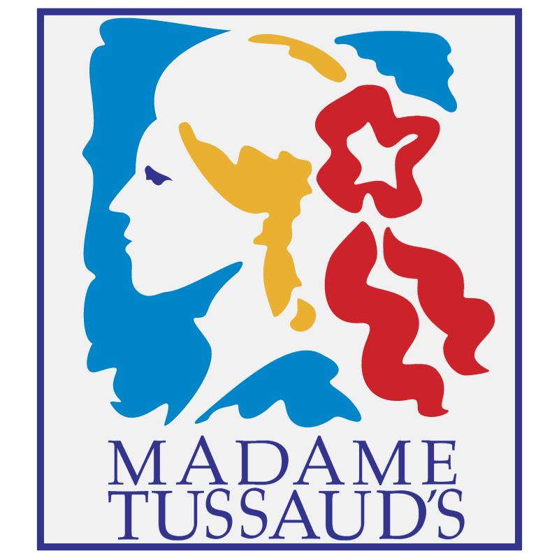 Madame Tussauds vector logo
