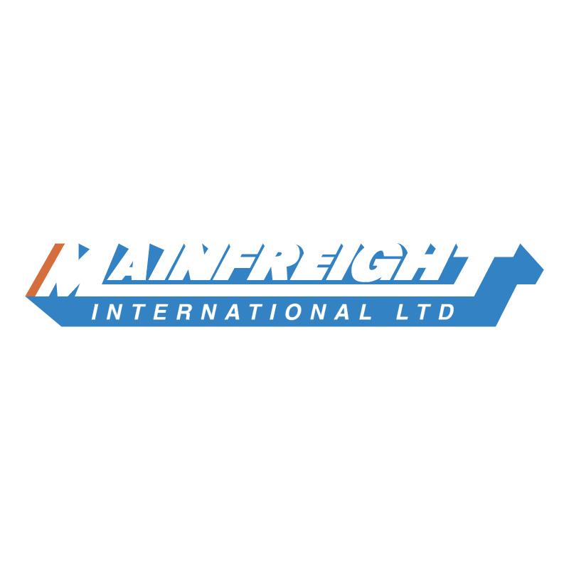 Mainfreight International vector