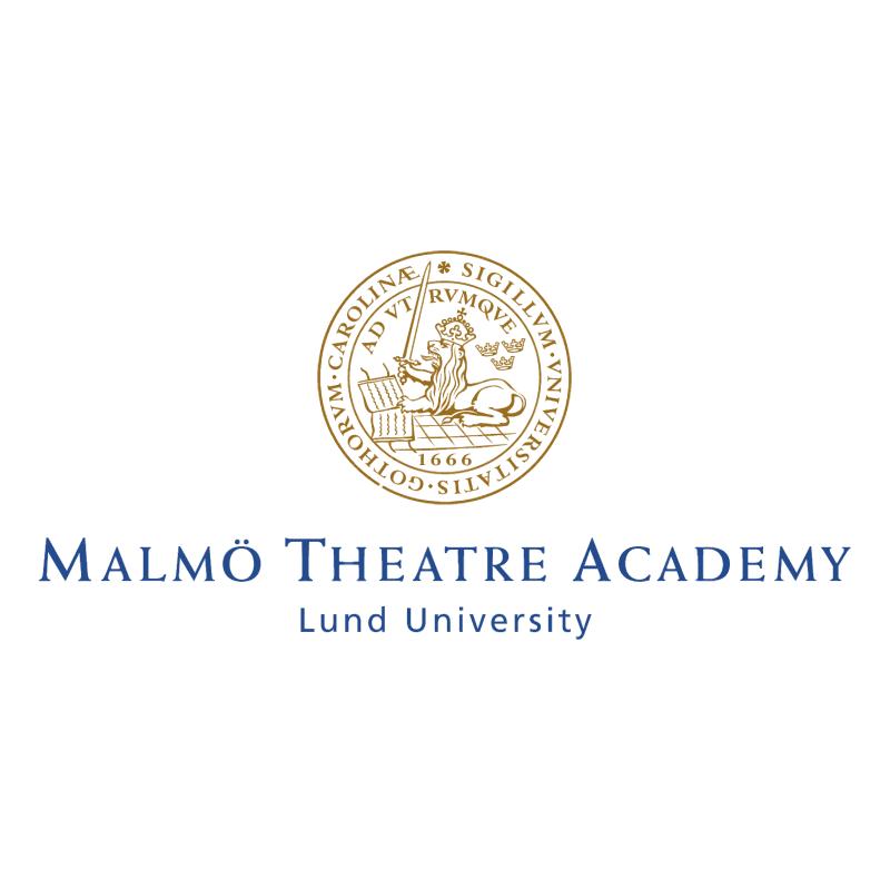Malmo Theatre Academy vector logo