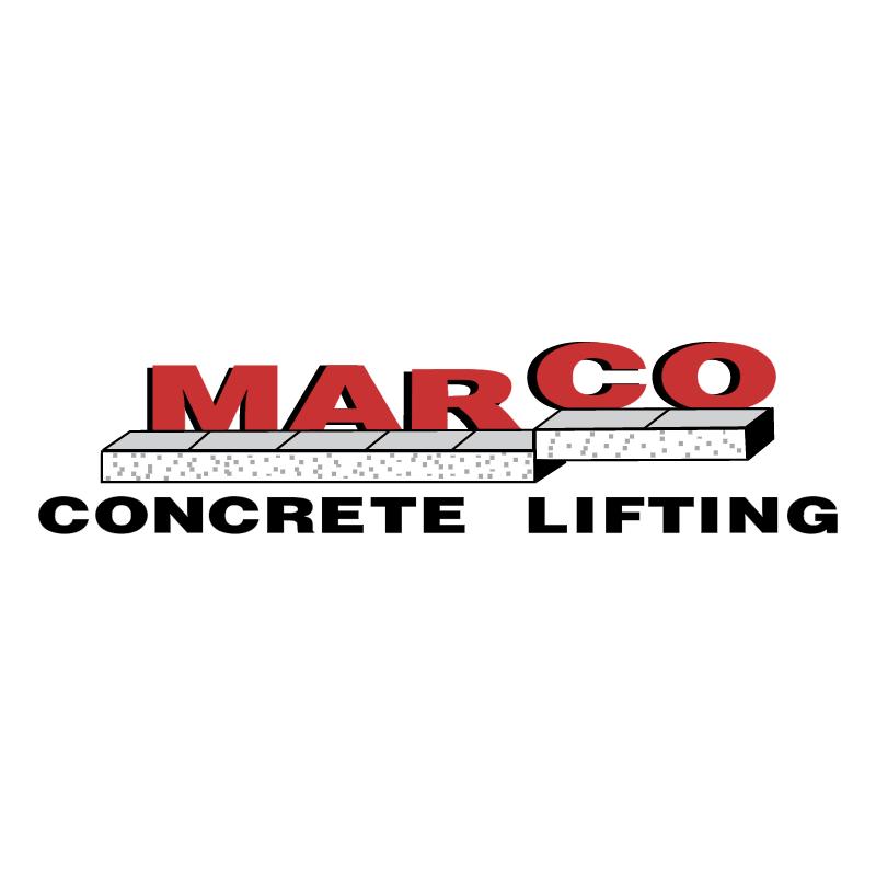 Marco Concrete vector