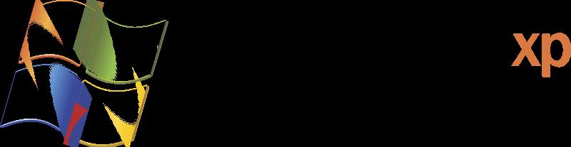 Microsoft Windows XP Home Edition vector