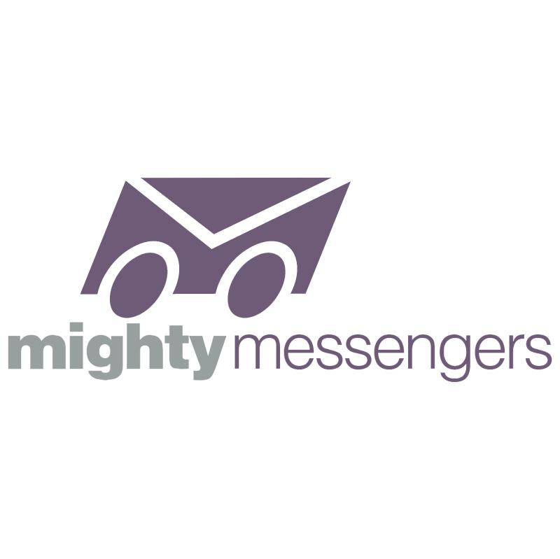Mighty Messengers vector
