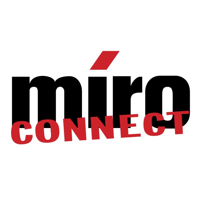 MiroConnect vector