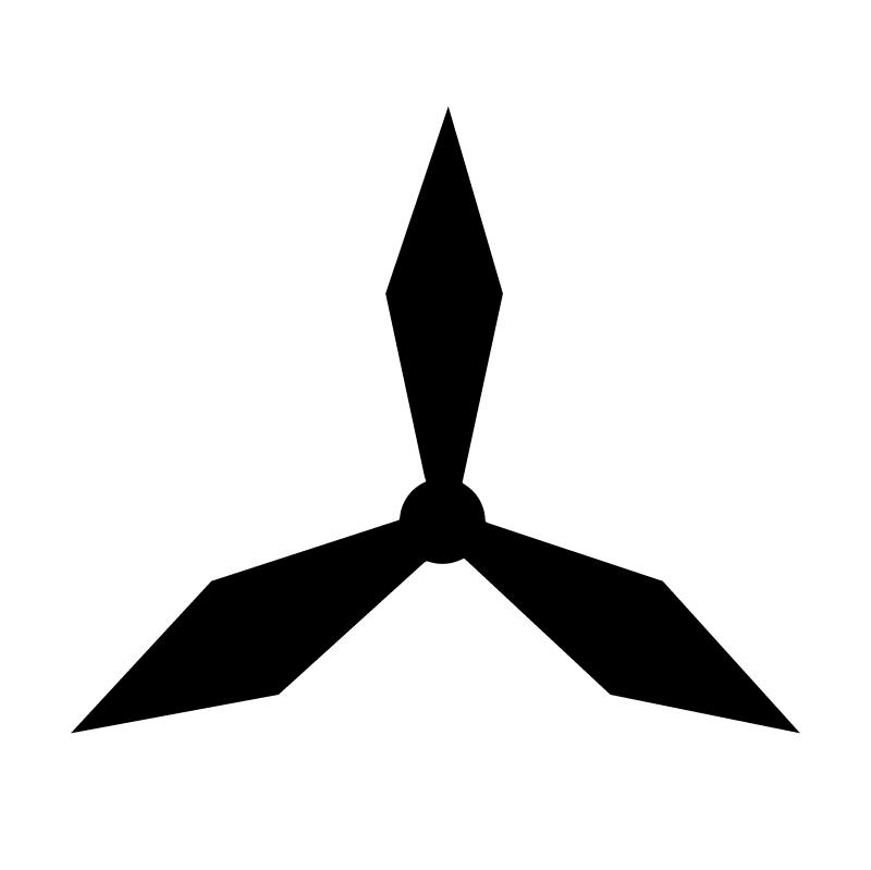 Mitsubishi vector logo