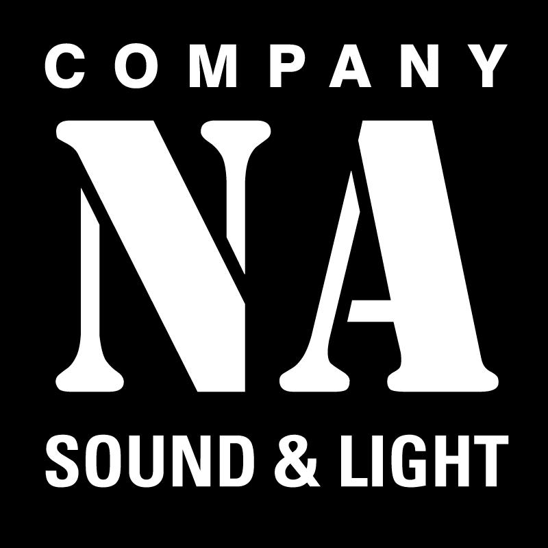 NA Sound & Light vector