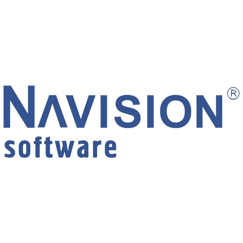 Navision Software vector
