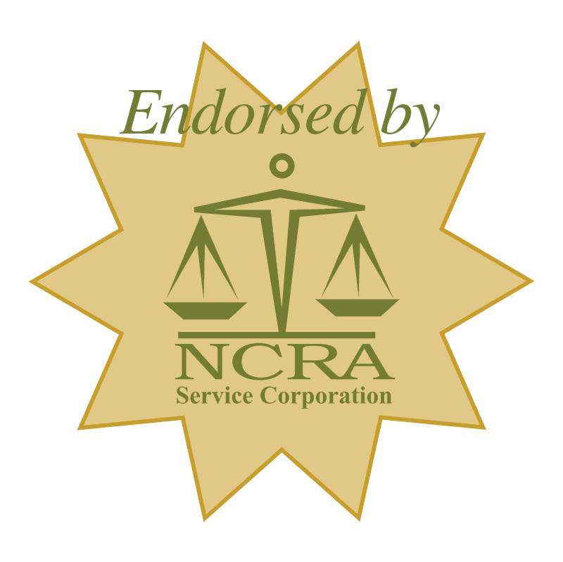 NCRA vector logo