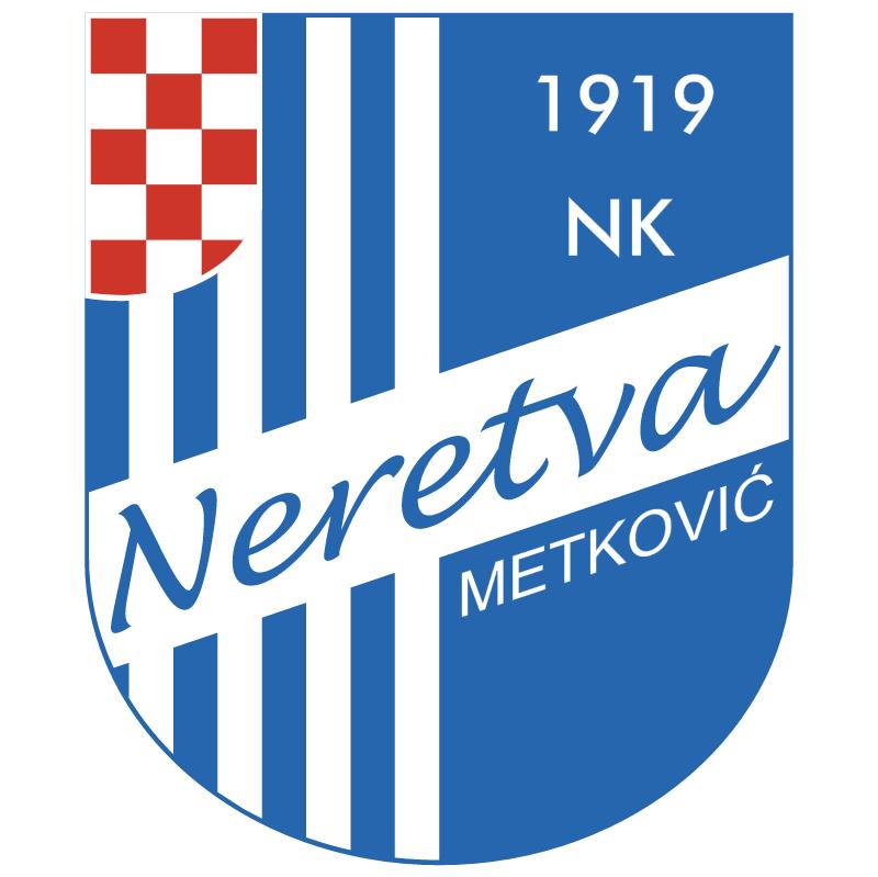Neretva Metkovic vector