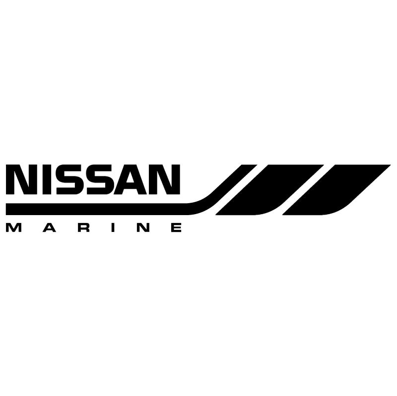 Nissan Marine vector