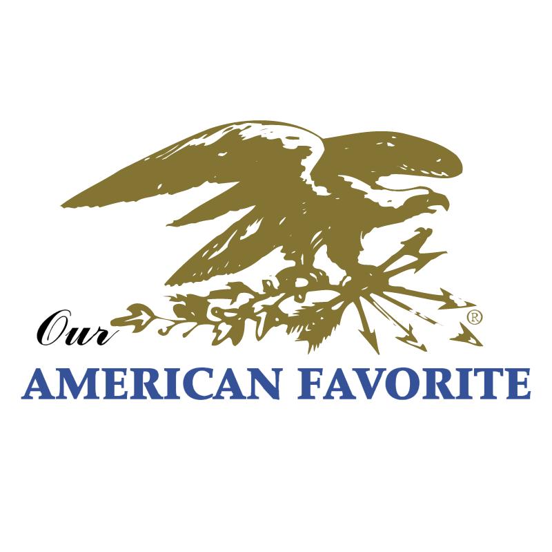 Our American Favorite vector logo