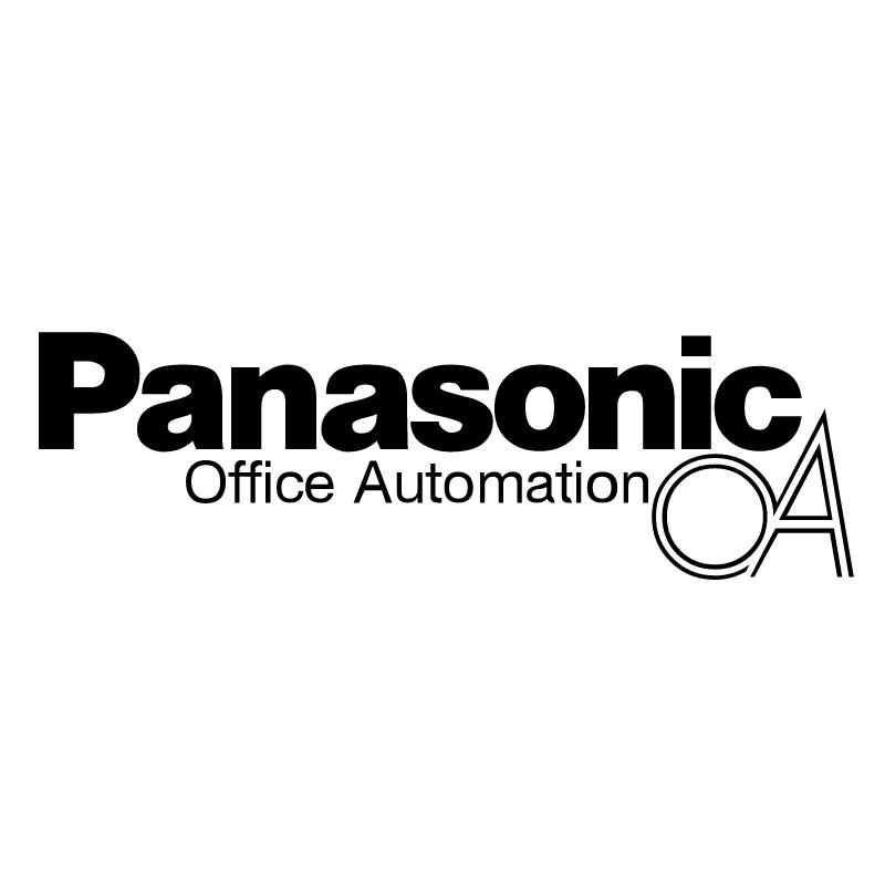 Panasonic Office Automation vector