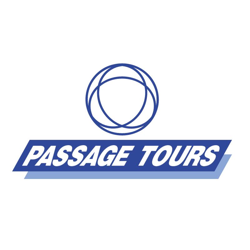 Passage Tours of Scandinavia vector