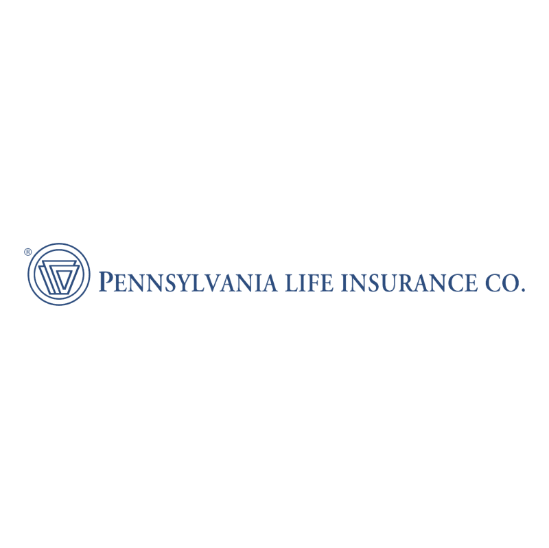 Pennsylvania Life Insurance vector logo