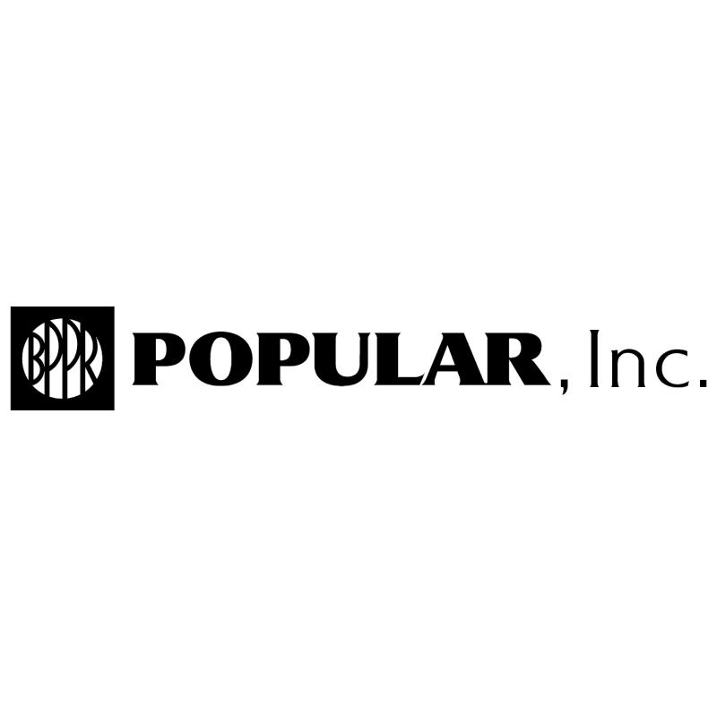 Popular vector logo