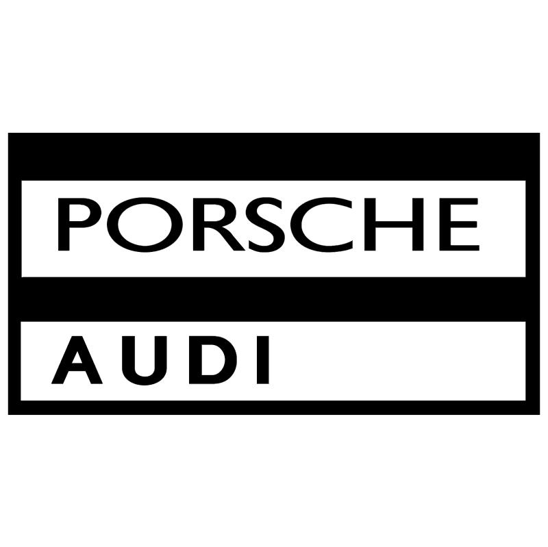 Porsche Audi vector