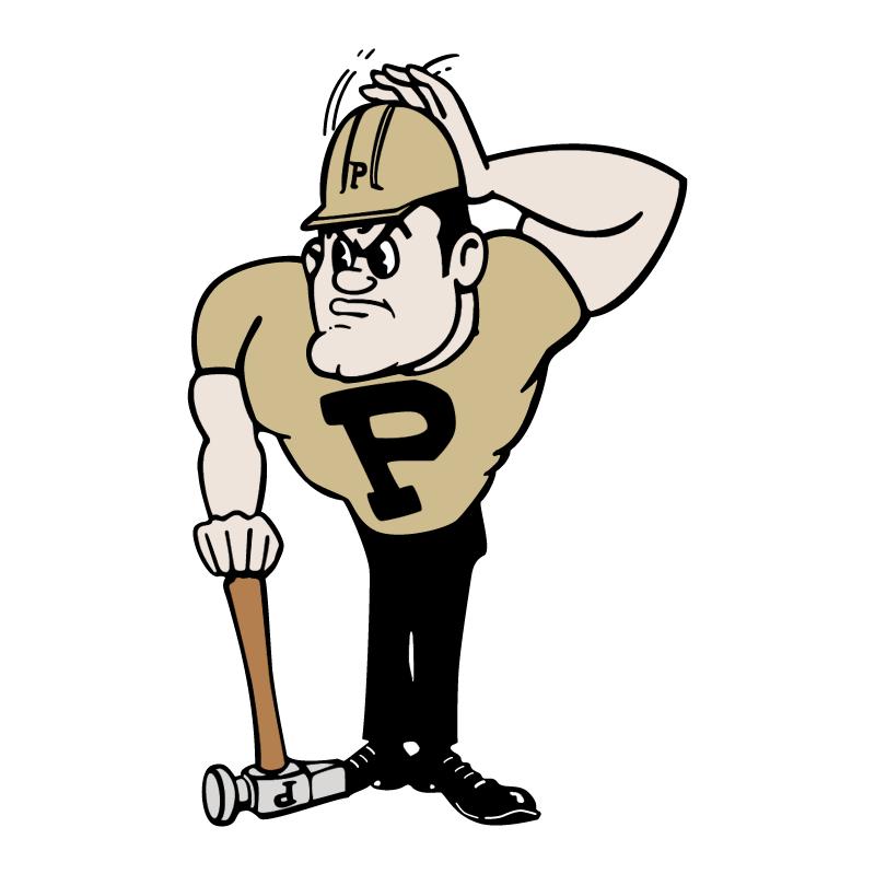 Purdue University Pete vector
