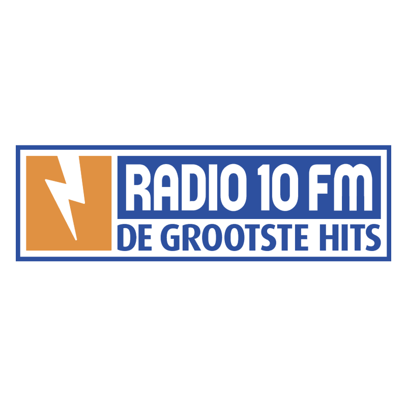 Radio 10 FM vector