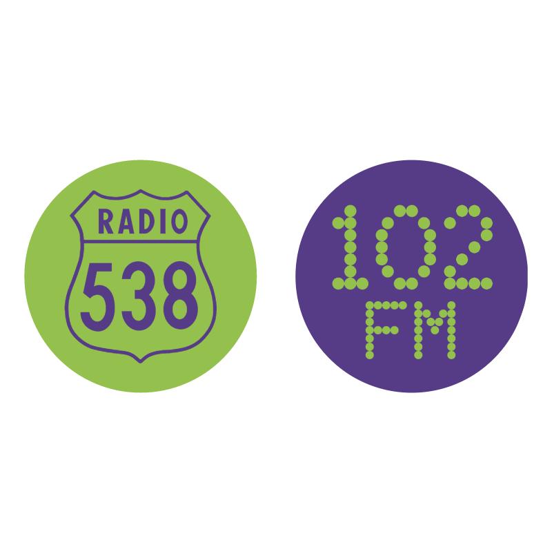 Radio 538 vector logo