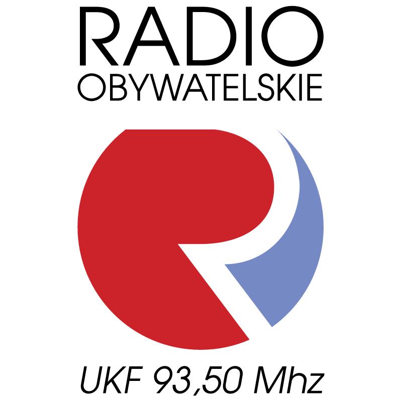 Radio Obywatelskie vector