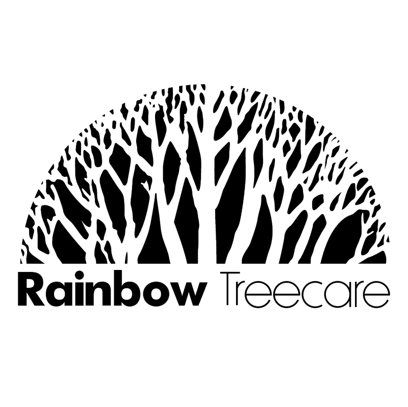 Rainbow Treecare vector