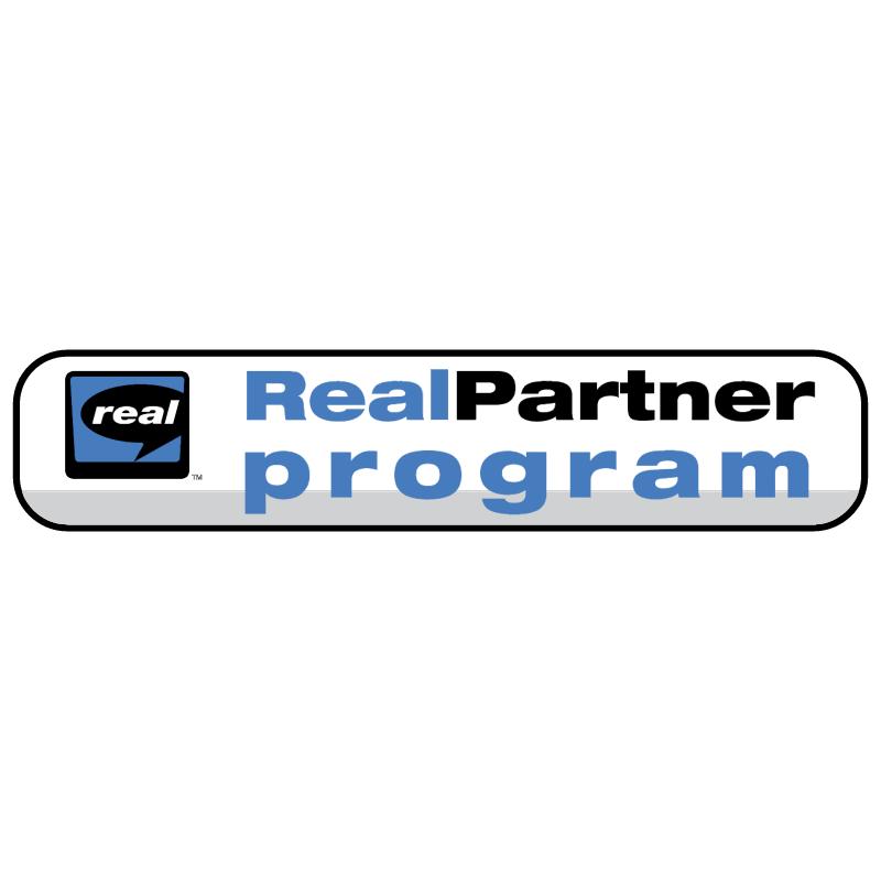 RealPartner Program vector