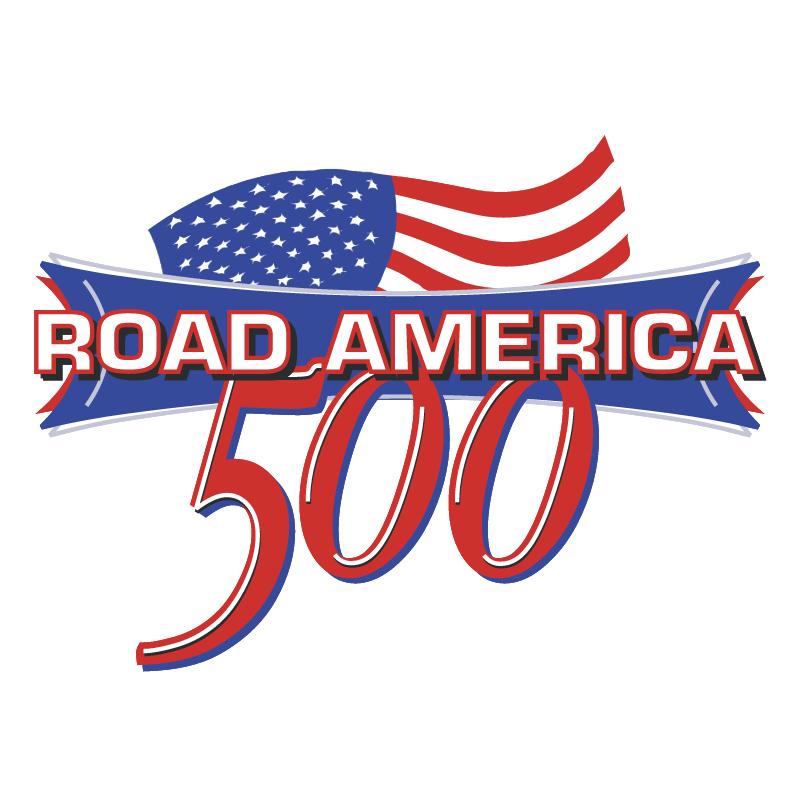 Road America 500 vector