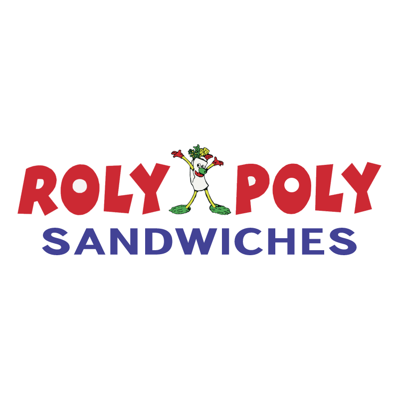 Roly Poly Sandwiches vector