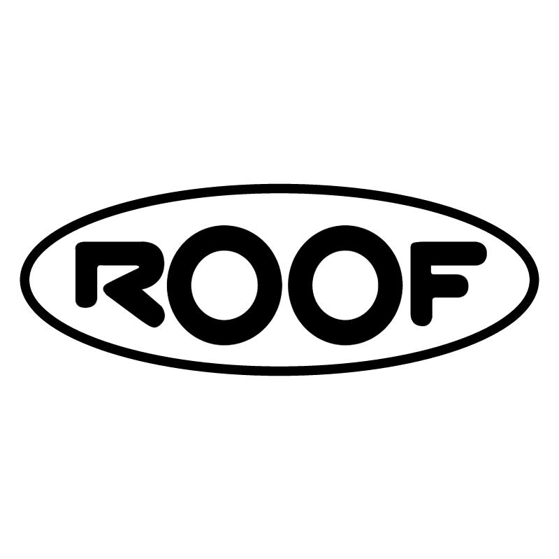 Roof vector