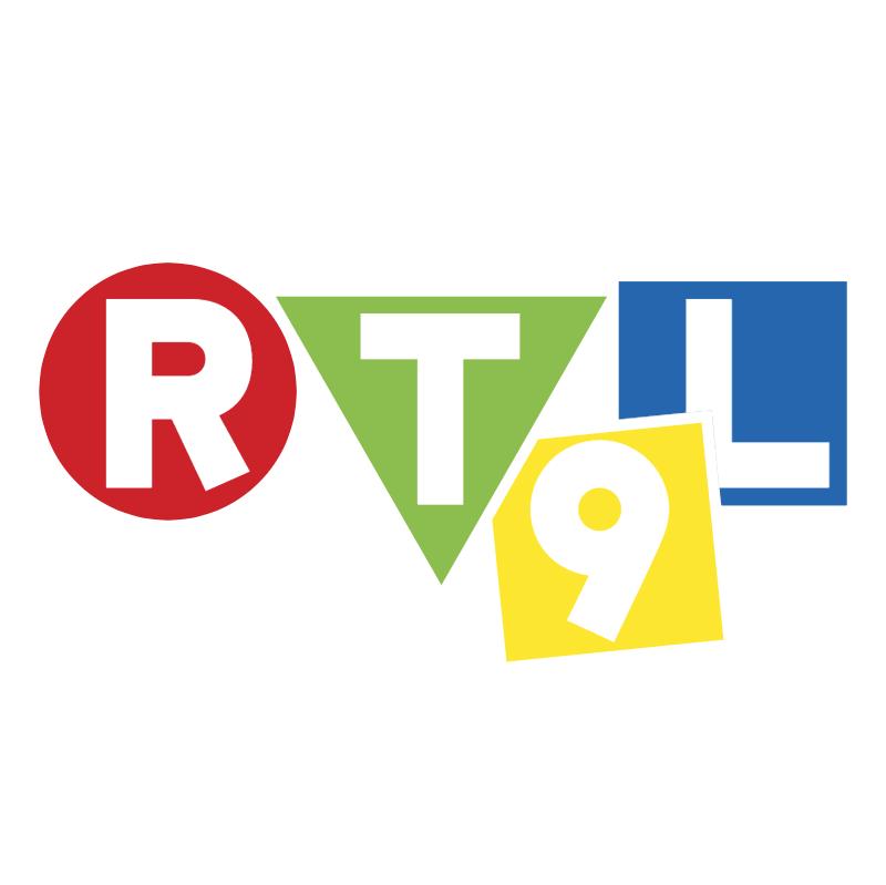 RTL 9 vector