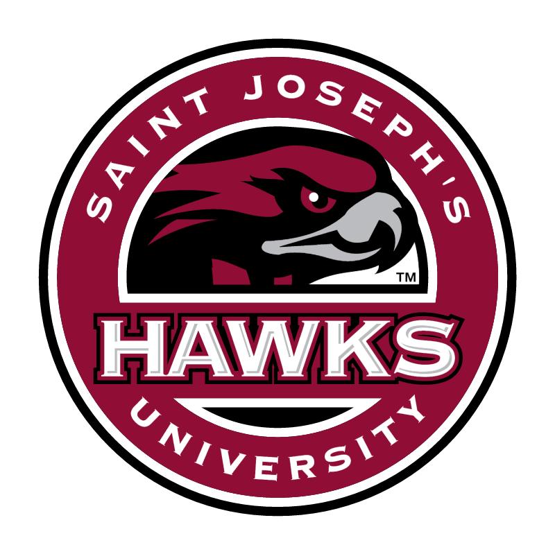 Saint Joseph's Hawks vector logo