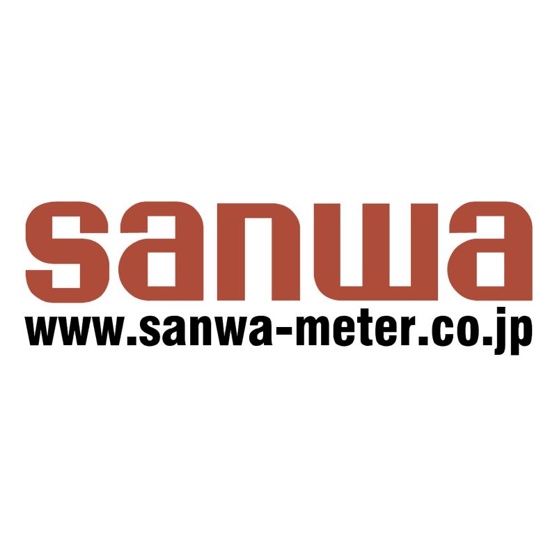 Sanwa vector logo