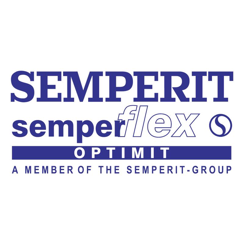 Semperit Semper flex vector logo