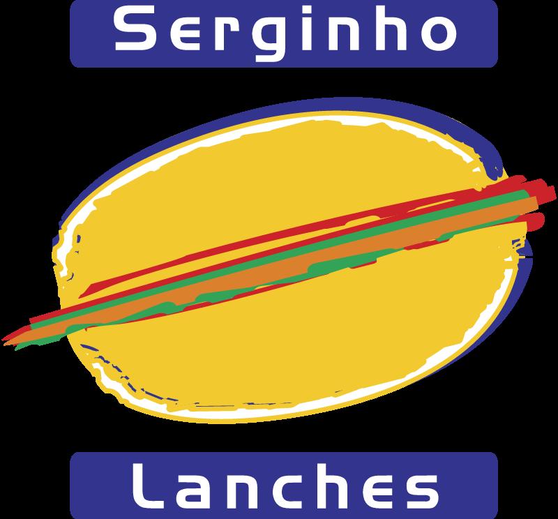Serginho Lanches vector