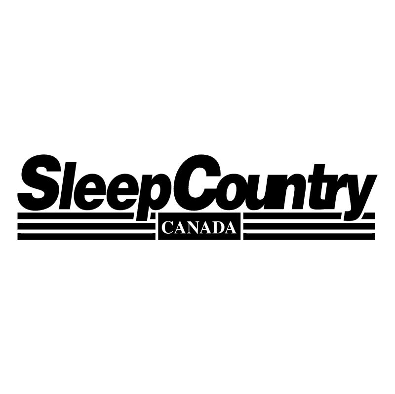 Sleep Country vector