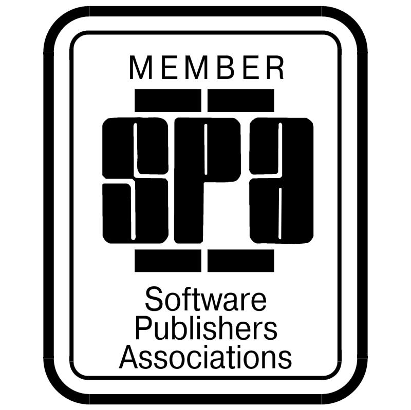 SPA vector logo