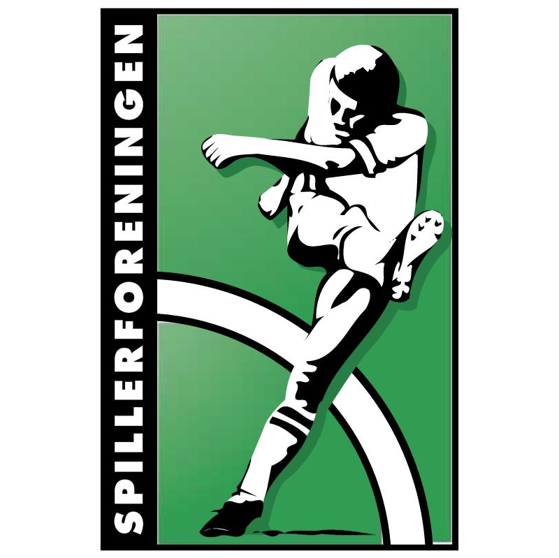 Spillerforeningen Denmark Players Association vector logo