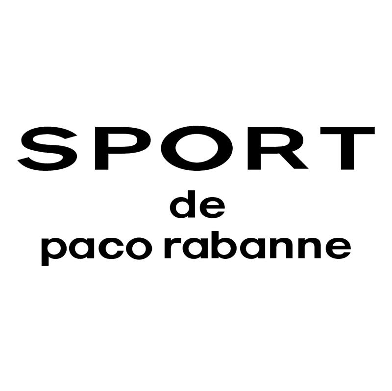 Sport de Paco Rabanne vector