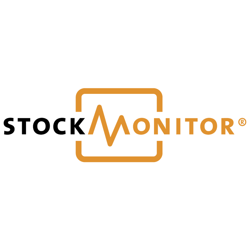 StockMonitor vector logo