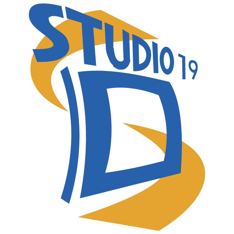 Studio 19 vector
