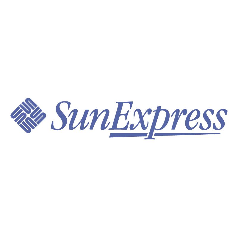 SunExpress vector logo