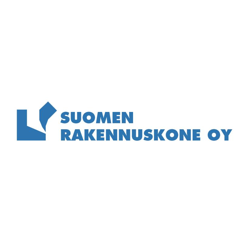 Suomen Rakennuskone vector
