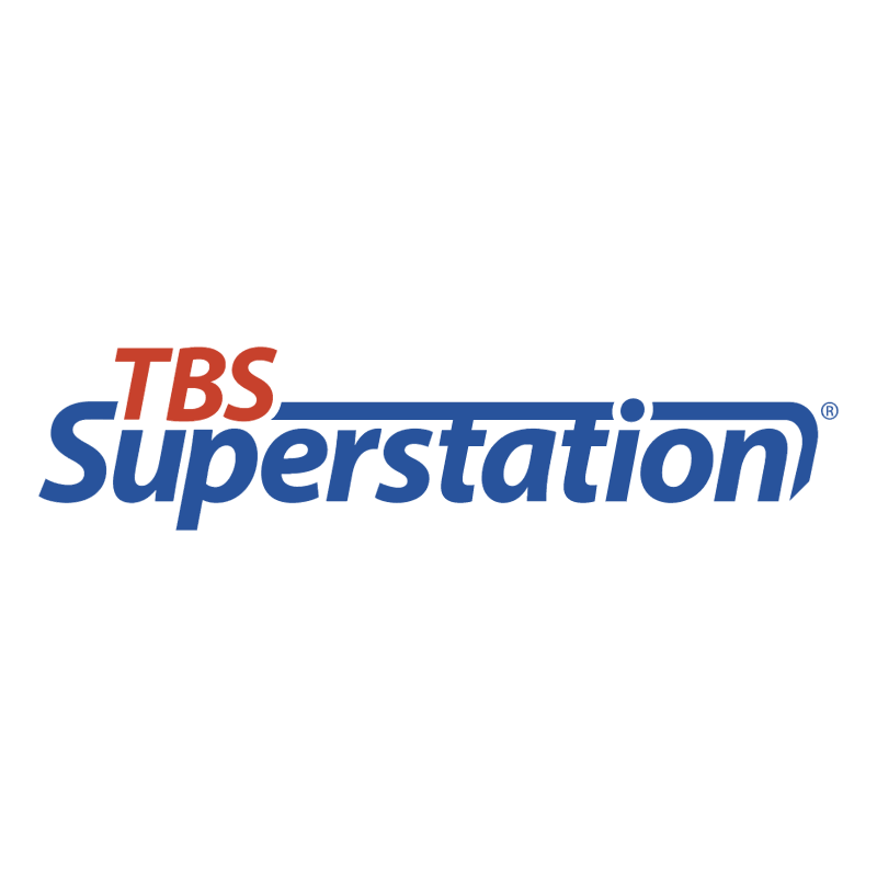 TBS Superstation vector